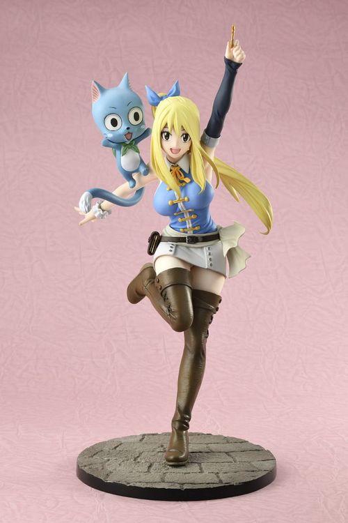 Fairy Tail Final Season 1/8 Figure Lucy Heartfilia
