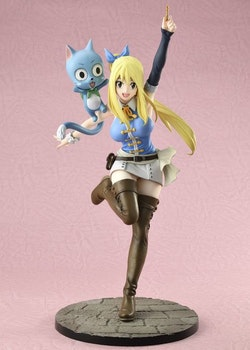 Fairy Tail Final Season 1/8 Figure Lucy Heartfilia (Bellfine)