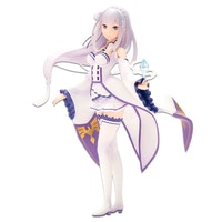 Re:Zero Starting Life in Another World Ichibansho Figure Emilia Story Is To Be Continued (Bandai Spirits)