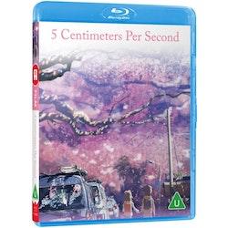 5 Centimeters Per Second Blu-Ray