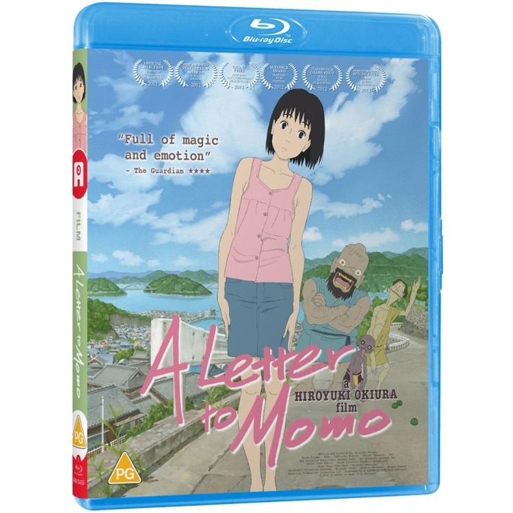 A Letter to Momo Blu-Ray