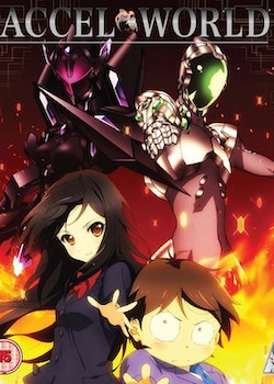 Accel World Collection Blu-Ray
