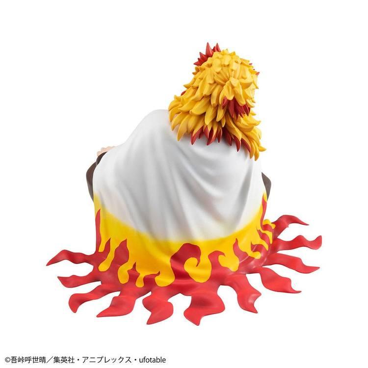 Demon Slayer: Kimetsu no Yaiba G.E.M. Palm Mate Figure Rengoku Kyojuro (Megahouse)