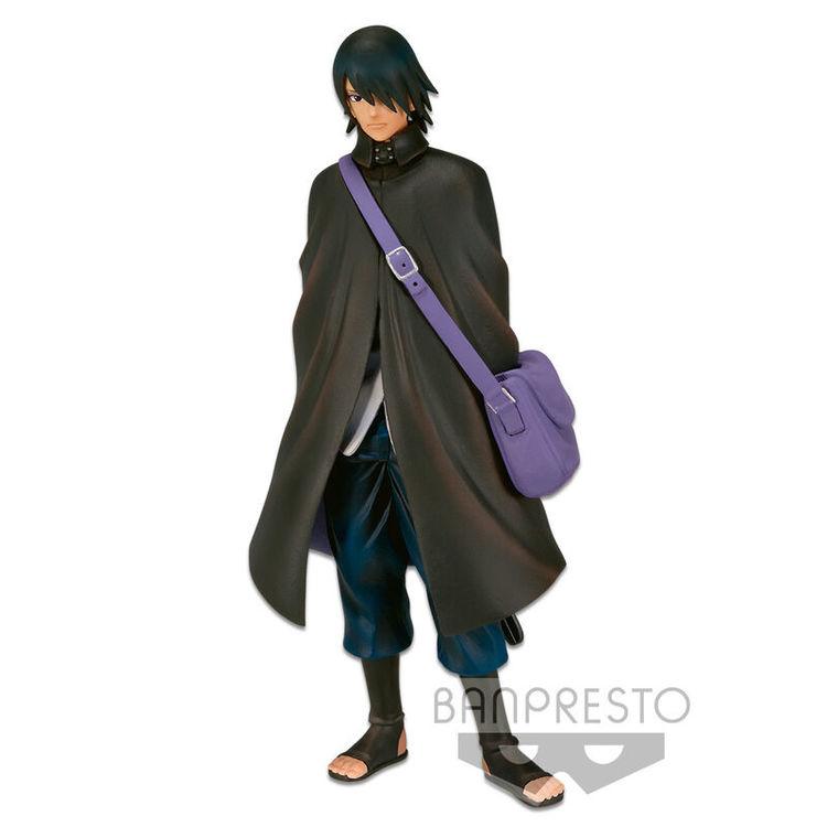 Boruto Naruto Next Generations Shinobi Relations Figure Sasuke (Banpresto)