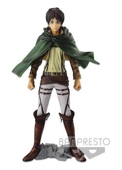 Attack on Titan Master Stars Piece Figure Eren Yeager (Banpresto)