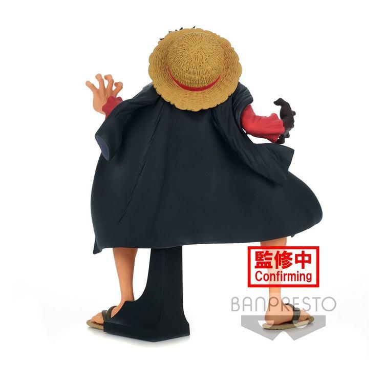 One Piece King of Artist Wanokuni II Figure Monkey D. Luffy (Banpresto)