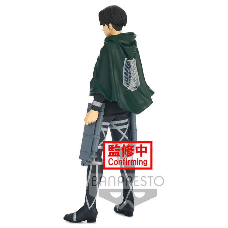 Attack on Titan the Final Season Figure Levi (Banpresto)