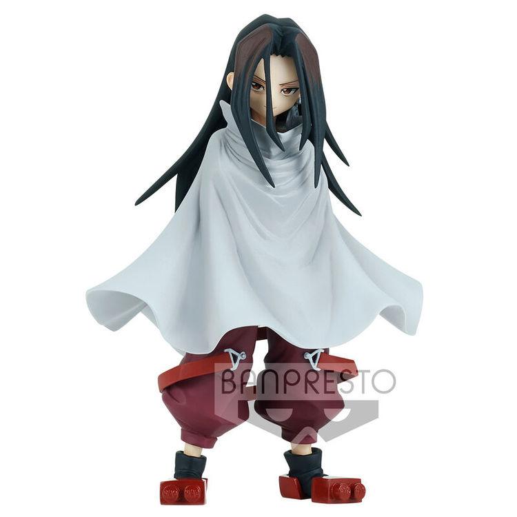 Shaman King Figure Hao (Banpresto)