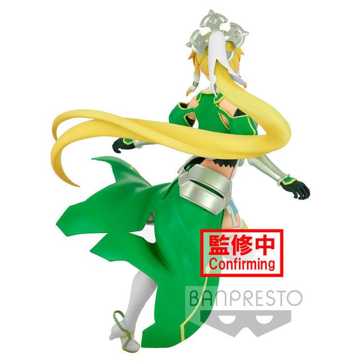 Sword Art Online Alicization War of Underworld Espresto est Dressy and Motions Figure The Earth Goddess Terraria / Leafa (Banpresto)
