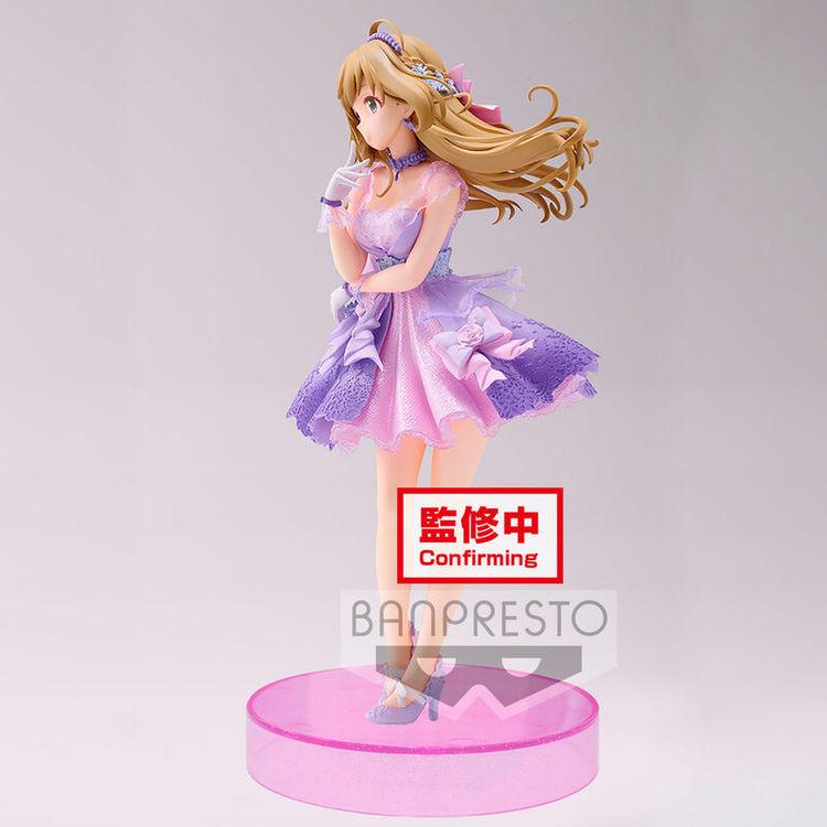 The Idolmaster Cinderella Girls Espresto est Brilliant Dress Figure Shin Sato (Banpresto)