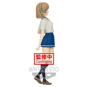 Osananajimi Ga Zettai ni Makenai Love Comedy Figure Kuroha Shida (Banpresto)