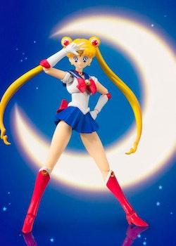 Sailor Moon S.H. Figuarts Action Figure Sailor Moon Color Edition (Tamashii Nations)