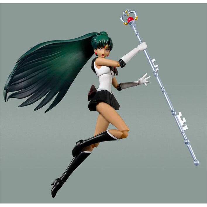 Sailor Moon S.H. Figuarts Action Figure Sailor Pluto Color Edition (Tamashii Nations)