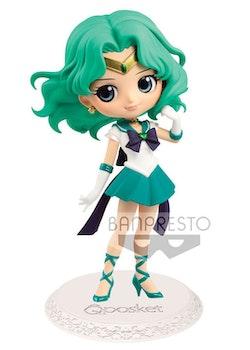 Sailor Moon Eternal Q Posket Figure Sailor Neptune ver. A (Banpresto)