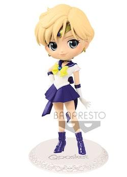 Sailor Moon Eternal Q Posket Figure Sailor Uranus ver. A (Banpresto)