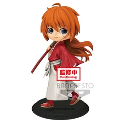 Rurouni Kenshin Q Posket Figure Kenshin Himura ver. A (Banpresto)