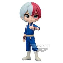 My Hero Academia Q Posket Figure Shoto Todoroki (Banpresto)