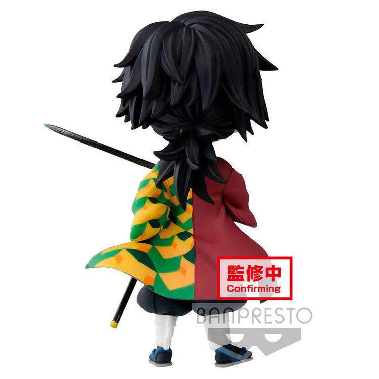 Demon Slayer: Kimetsu no Yaiba Q Posket Petite Figure Giyu Tomioka (Banpresto)