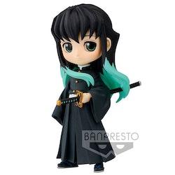 Demon Slayer: Kimetsu no Yaiba Q Posket Petite Figure Muichiro Tokito (Banpresto)