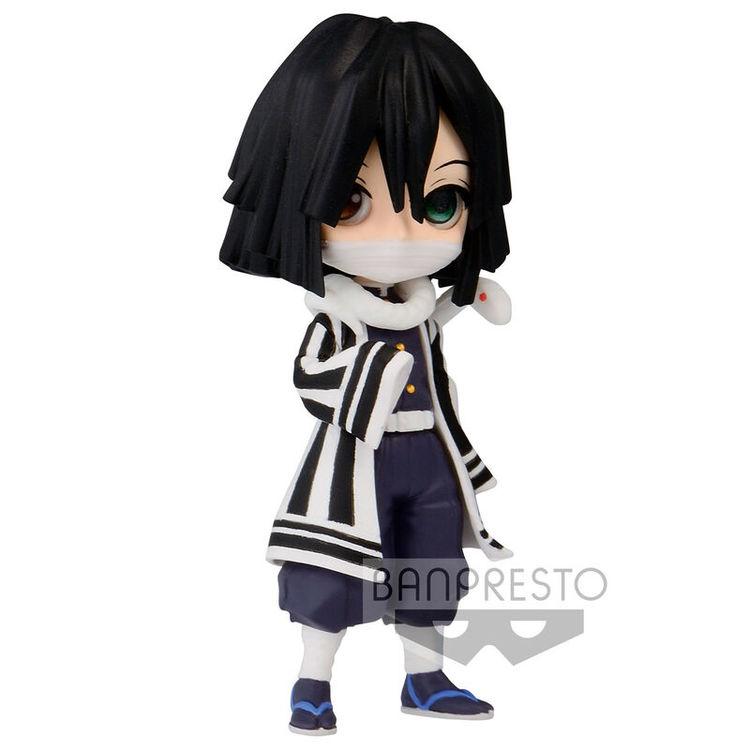 Demon Slayer: Kimetsu no Yaiba Q Posket Petite Figure Obanai Iguro (Banpresto)