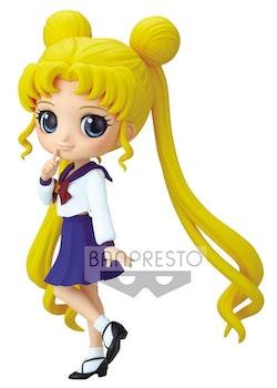 Sailor Moon Eternal Q Posket Figure Usagi Tsukino (Banpresto)