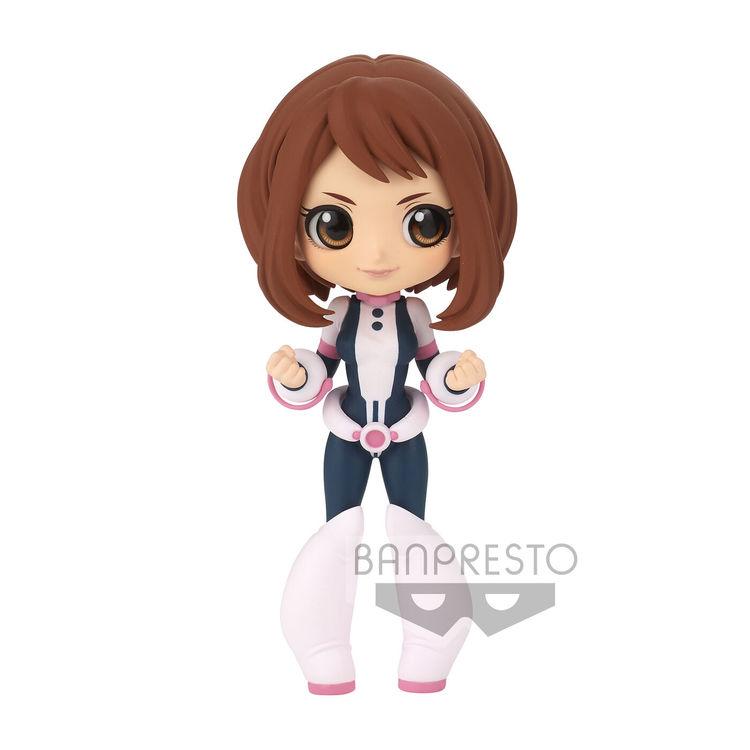 My Hero Academia Q Posket Figure Ochaco Uraraka (Banpresto)