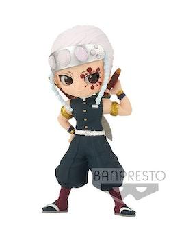 Demon Slayer: Kimetsu no Yaiba Q Posket Petite Figure Tengen Uzui (Banpresto)