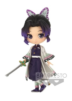 Demon Slayer: Kimetsu no Yaiba Q Posket Petite Figure Shinobu Kocho (Banpresto)