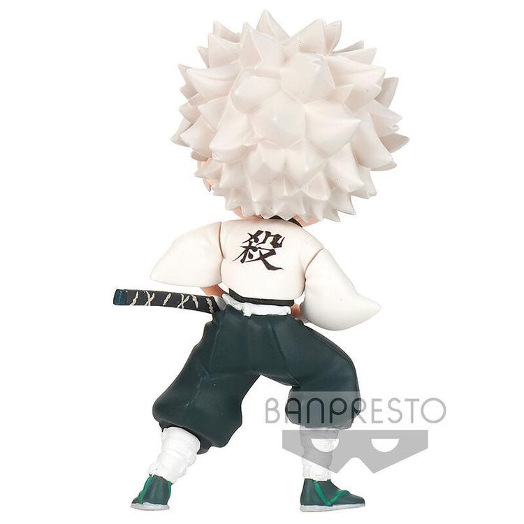 Demon Slayer: Kimetsu no Yaiba Q Posket Petite Figure Sanemi Shinazugawa (Banpresto)