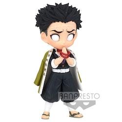 Demon Slayer: Kimetsu no Yaiba Q Posket Petite Figure Gyomei Himejima (Banpresto)