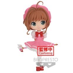Cardcaptor Sakura Q Posket Figure Sakura Kinomoto (Banpresto)