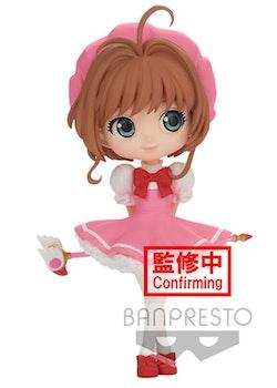 Cardcaptor Sakura Q Posket Figure Sakura Kinomoto ver. A (Banpresto)
