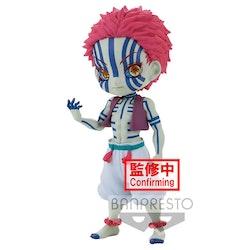 Demon Slayer: Kimetsu no Yaiba Q Posket Figure Akaza ver. A  (Banpresto)