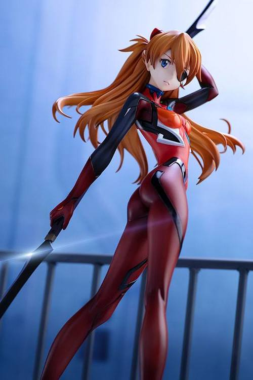 Evangelion: 3.0+1.0 Thrice Upon a Time1/6 Figure Asuka Shikinami Langley (AmiAmi)