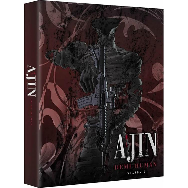 Ajin: Demi-Human Season 2 Collector's Edition Blu-Ray