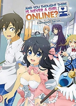 And You Thought There Is Never A Girl Online? Collection Blu-Ray
