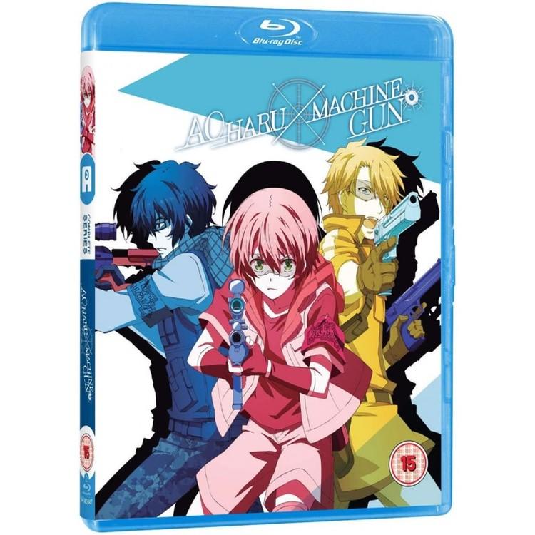 Aoharu x Machinegun Collection Blu-Ray