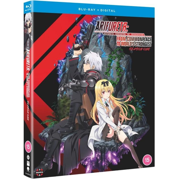 Arifureta: From Commonplace to World's Strongest - Season 1 Blu-Ray