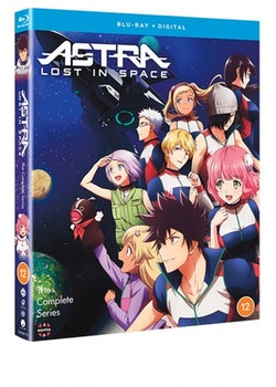 Astra Lost in Space - The Complete Series Blu-Ray
