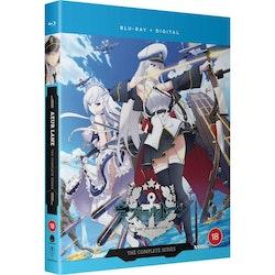 Azur Lane Collection Blu-Ray