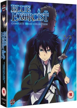 Blue Exorcist Complete Collection Blu-Ray