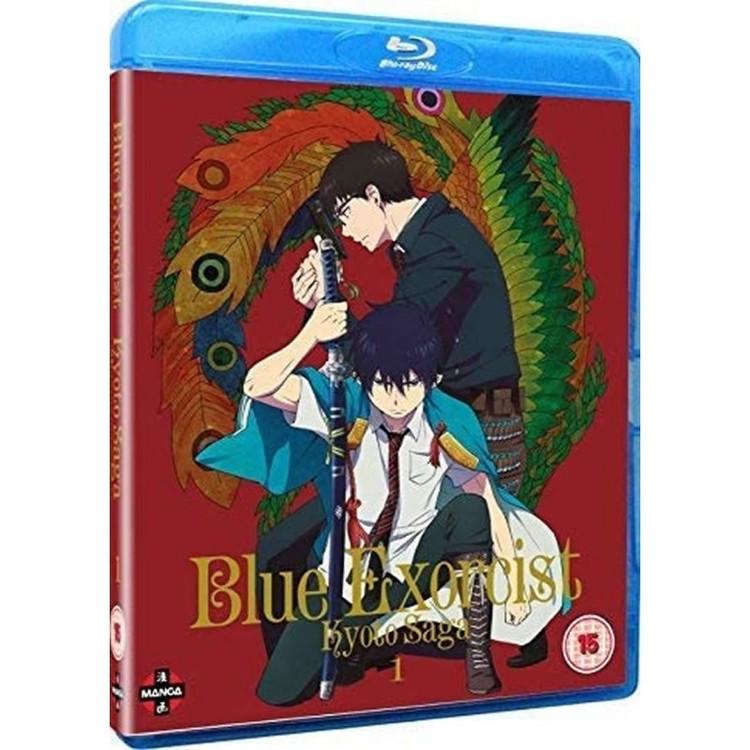 Blue Exorcist Season 2 Volume 1 Blu-Ray