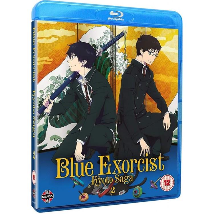 Blue Exorcist Season 2 Volume 2 Blu-Ray
