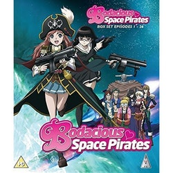 Bodacious Space Pirates Collection Blu-Ray