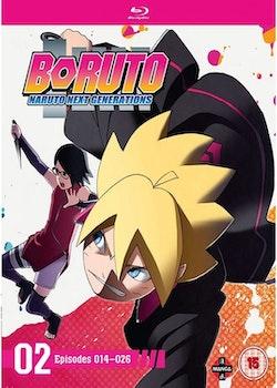 Boruto: Naruto Next Generations Set Two Blu-Ray