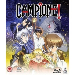 Campione! Collection Blu-Ray