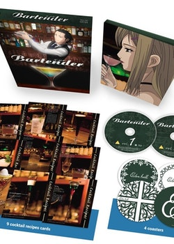 Bartender Complete Series - Collector's Edition Blu-Ray