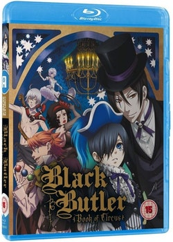 Black Butler Season 3 Blu-Ray