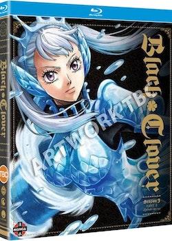 Black Clover - Season 3 Part 1 Combi Blu-Ray/DVD