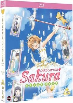 Cardcaptor Sakura: Clear Card - Part One Blu-Ray